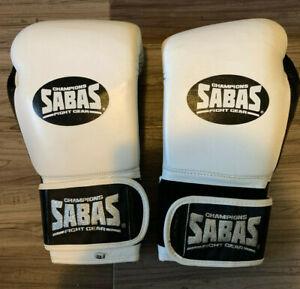 Sabas 12oz Super Soft Boxing Gloves