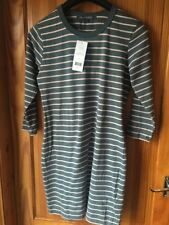 French Connection Ladies Dress  - Size 14 New Tags Sweatshirt T-shirt Style Long