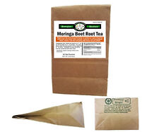 30 Moringa & Beet Root Tea Bags - Blood Cleanser,Detox,Energy,Circulation