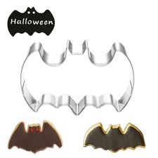 Batman Stainless Steel Biscuit Pastry Cookie Cutter Cake Decor Baking Mould Tool