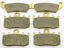 Front Rear Brake Pads For BMW R 1150 GS Adventure 07/2001-2006 FA335-363 Brakes