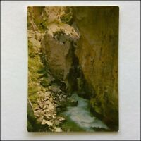Gorges Du Verdon France 1985 Postcard (P397)