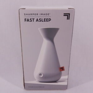 New Sharper Image Fast Asleep Portable All Natural Sleep Aid