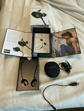 Bose SoundSport Wireless Headphones Bluetooth Headsets Earbuds Neckband - Black