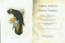 Froggatt - Forest Insects and Timber Borers