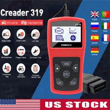 V319 Car Auto Scanner EOBD OBD2 Automotive Diagnostic Engine Fault Code Reader