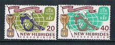 Football New Hebrides Stamps (Pre-1980)