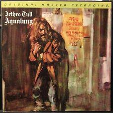 Jethro Tull  Aqualung Japan 1981 MFSL Mo-Fi Half Speed Audiophile LP NM-/NM