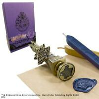 Genuine Harry Potter Noble Collection Hogwarts Wax Seal Set
