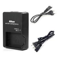 4MH-24 Battery Charger for nikon P7000 P7100 D5200 D5100 D3100 D3200 US/EU Plug