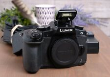 Panasonic LUMIX G85 16.0MP Digital Camera Body with Batteries and Charger