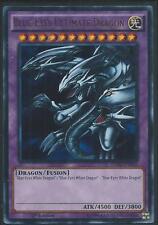Yugioh Card - Blue-Eyes Ultimate Dragon *Ultra Rare* LDK2-ENK40 (NM/M)