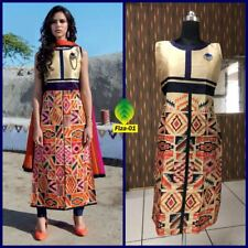 Indian Pakistani Bollywood Kurti Casual Function Wear Dress Apparel Ethnic Dress