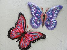 Butterfly Garden Ornaments - Butterfly Garden Wall Art - New