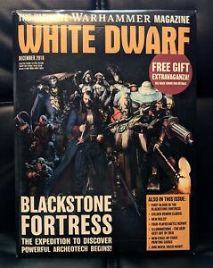 White Dwarf December 2018 Sealed