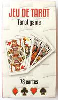 Jeu de carte TAROT 78 Carte Jeu de Société Fête Soirée 12 x 7 x 3 cm