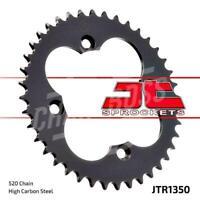 JT Sprockets 38T Honda TRX450ER,TRX450R,TRX4 JTR1350.38 Steel Rear Sprocket