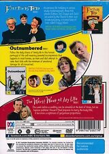 Classic Comedies from ABC Father Ted / Outnumbered / Worst Week Pack,DVD NEW R4