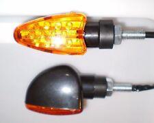 2X LED Yellow Turn signal lamp HONDA SXR90 Joker,Lead (Fi),ANF125i Innova,XL125