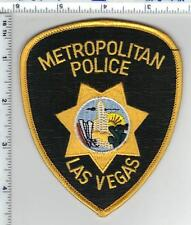 Las Vegas Police (Nevada) Shoulder Patch - new from a wall display