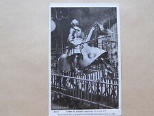 Tower of London, Armour of Henry VIII, Gale & Polden, Postcard