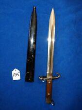 New listing Austrian M-1895 Nco Bayonet - B. Porter Coll. (A45)