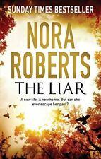 Nora Roberts, The Liar, Like New, Mass Market Paperback
