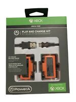 XBOX ONE Play and Charge Kit Battery Pack W/ 2 Battery packs - Brand New Sealed!