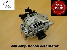A2344 Mercedes Benz E200 E220 E270  2.2 2.7 Diesel   Bosch 200 A NEW ALTERNATOR