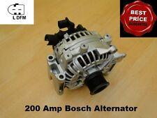 Mercedes Benz E200 E220 E270  2.2 2.7 Diesel   Bosch 200 A NEW ALTERNATOR AMS008