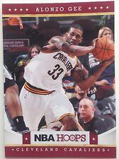 Alonzo Gee Forward Cleveland Cavaliers Single 9 Original #82 Panini 2009-12
