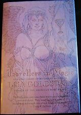 FIRST EDITION BRAND NEW Travellers in Magic by Lisa Goldstein (1994, Hardcover)