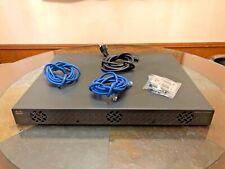 Cisco IAD 2431-16FXS Internet Access Device w/ T1/E1 Card - Rack Ears - Ethernet