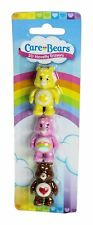 Care Bears 3D Novelty Erasers Rubbers 3 Pack Cute Stationery Gift