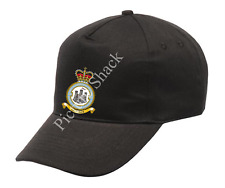 RAF 603 SQUADRON CREST PRINTED ON A BASEBALL CAP. ONE SIZE WITH ADJUSTABLE STRAP