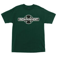 Independent Truck Company O.G.B.C. Skateboard Tee T-shirt Forest Green M L XL