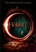The Hobbit: Motion Picture Trilogy (DVD) NEW W/ DIGITAL DOWNLOAD