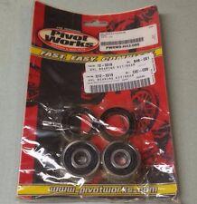 Pivot Works Rear Wheel Bearing & Seal Kit 06 Honda NSF 100 *NEW* PWRWS-H43-000