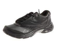 Reebok DMX MAX Classic Walkingschuhe Leder Schuhe Sportschuhe schwarz