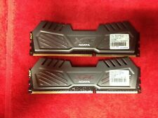 Adata XPG 4GB DDR3 1600 Desktop Memory AX3U1600W4G9-DMV (lot of two sticks)
