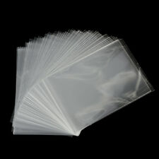 100X Clear Gift Party Chocolate Lollipop Candy Cello Bags Cellophane Sleeves EW
