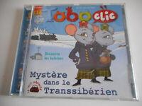 CD-ROM MAC PC TOBOCLIC / MYSTERE DANS LE TRANSSIBERIEN N°34 JANV 2004