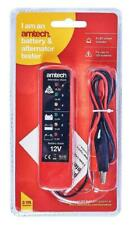 """LOOK"" Amtech L4300 12v System, Battery and Alternator Tester"