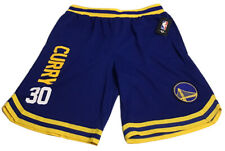 NBA Mens Stephen Curry Golden State Warriors Basketball Shorts Large VSM4100H