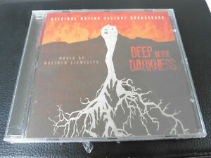 MATTHEW LLEWELLYN - DEEP IN THE DARKNESS - SOUNDTRACK - NEW / SEALED
