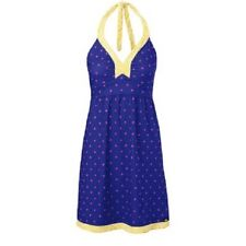 NWT The North Face Women's Echo Lake Swim Dress Polka Dot Size Large $65 Retail