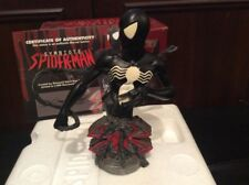 rare 2002 diamond select symbiote spiderman staue Limited Numbered
