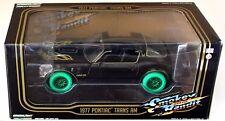 GREENLIGHT 1:24 SMOKEY AND THE BANDIT 1977 PONTIAC TRANS AM 84013 CHASE CAR