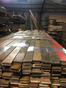 Reclaimed Hardwood Maple Strip