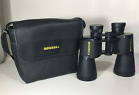 Bushnell 10x50 Wide Angle Binoculars 341 Feet at 1000 Yards w/ Carrying Case EUC